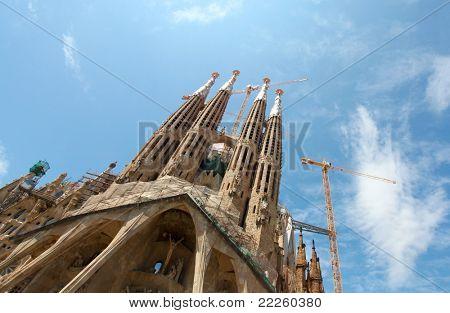 BARCELONA SPAIN - JULY 25:
