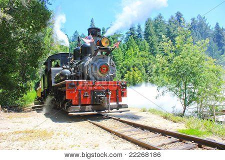 releasing steam