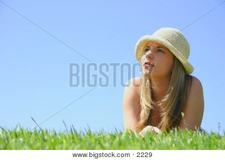 Beauty In The Grass 2