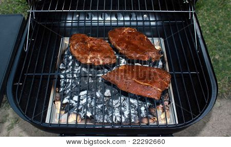 Cozinhar fora