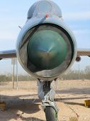 This is a Russian Mig-21 nick named