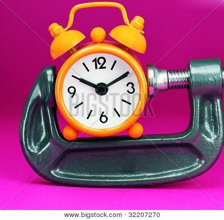 Orange Time Squeeze