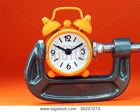 Orange Time Break