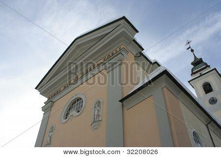 San Ippolito Chapel