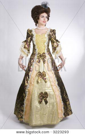 18 Century Dress