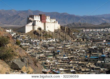 Shigatse Fort