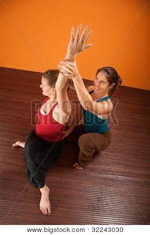 Shoulder Stretching Exercise