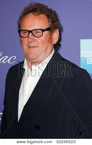 NEW  YORK - APRIL 21: Actor Colm Meaney attends the premiere of