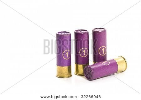 12 gauge shotshells