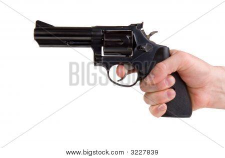 Gun Hand Hand Holding Gun