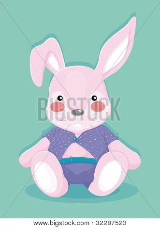 illustration of a toy on a white background - EPS VECTOR format also available in my portfolio.