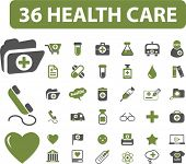image of health-care  - 36 professional health care signs - JPG