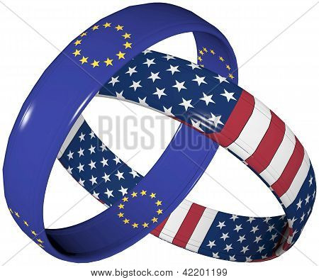 USA and the EU