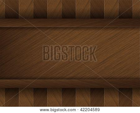 Holzfußboden Hintergrund Konzept