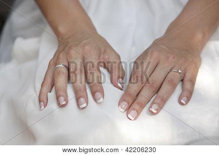 Bride�s rings