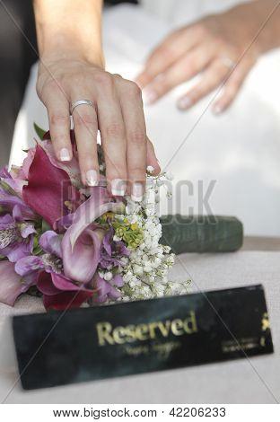 Bride Reserved