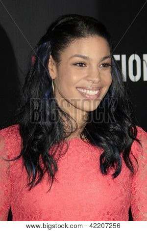 LOS ANGELES - FEB 9:  Jordin Sparks arrives at the ROC NATION Annual Pre-Grammy Brunch at the Soho House on February 9, 2013 in West Hollywood, CA