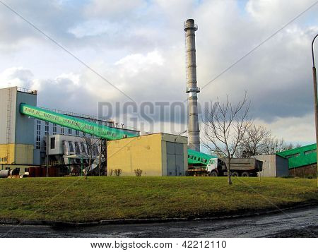 Municipal Heating Plant