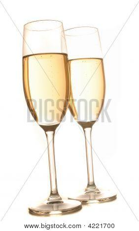 Champagne Glass Edit