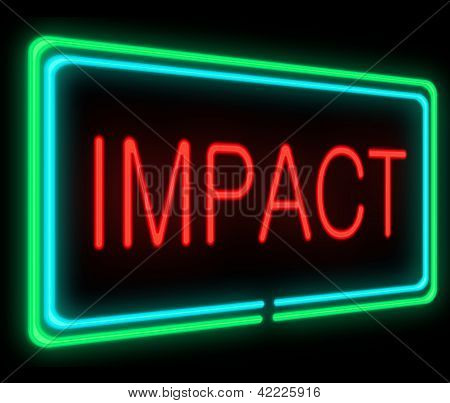 Impact Concept.