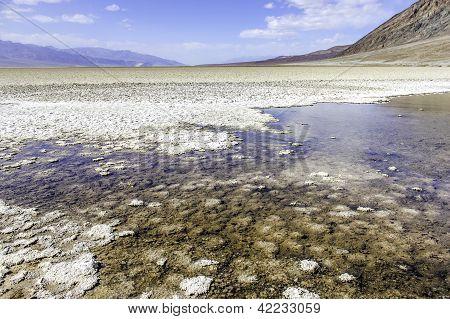 Badwater Salt Lake