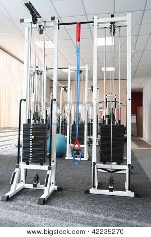 gim apparatus in a gim hall