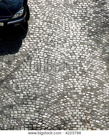 Cobble And Car