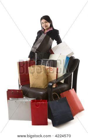 Shopping Series - Posing