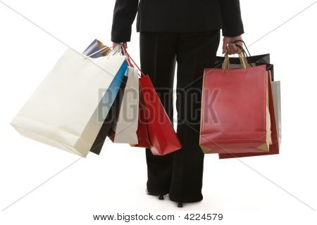 Shopping Series - Carrying