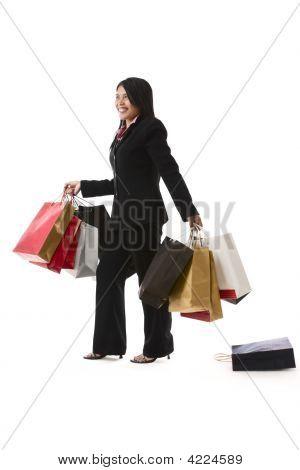 Shopping Series - Handfull