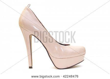 High Heels with inner platform sole