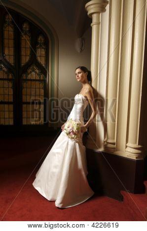 A Portrait Of A Fashion Bride