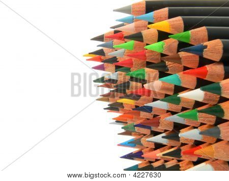 Pencils Stack