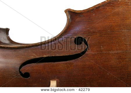 Cello Abstract