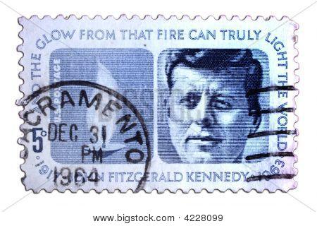 Kennedy Stamp