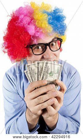 Money Clown