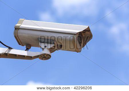 Circuito fechado de televisão (câmera de segurança)