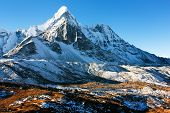 Ama Dablam - trek to Everest base camp - Nepal
