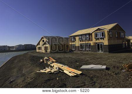 Lakefront Construction