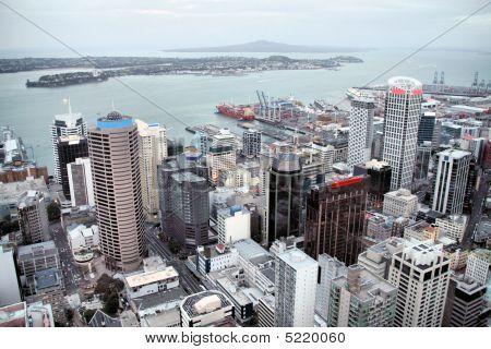 Auckland Wolkenkratzer