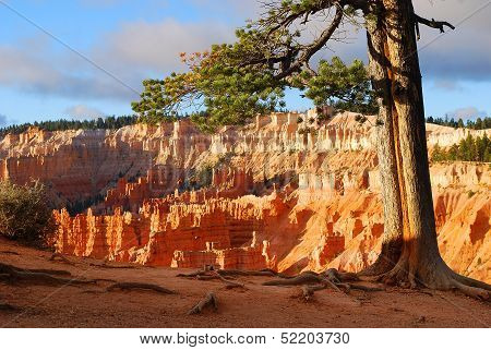 Sunrise at Bryce Canyon