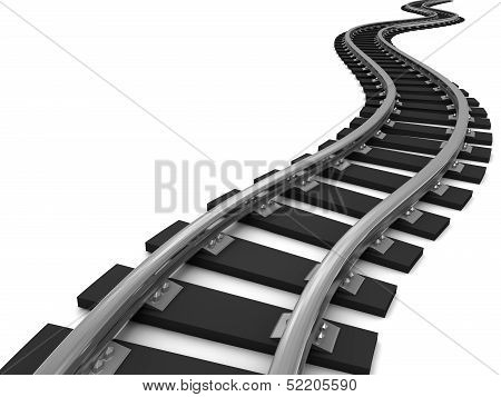 Curve Train Tracks