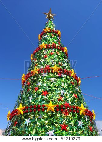Christmas Tree Melbourne Australia