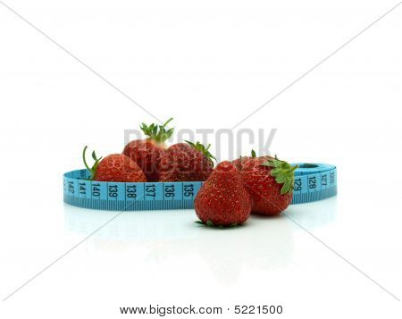 Health And Fitness - Strawberries