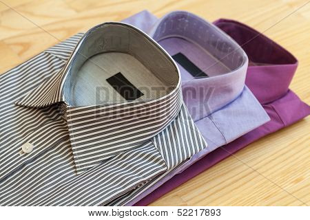 Set Of Men's Shirts