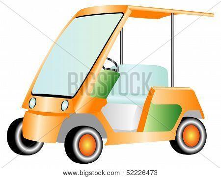 Golf-electric Car