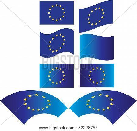 Europen Union Flag
