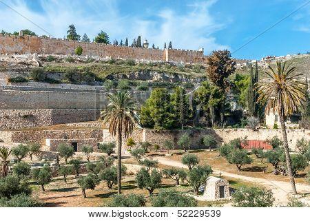 Jerusalem Old Walls, Israel