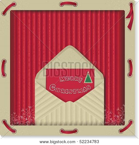 Christmas Label Eco Paper