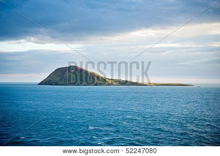 Bardsey Island, North Wales, UK